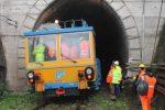 Traffico sospeso per due ore sulla linea Fs Cosenza-Paola