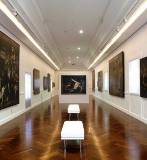 La galleria nazionale di Cosenza