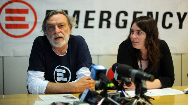 emergency, Gino Strada, Sicilia, Cronaca
