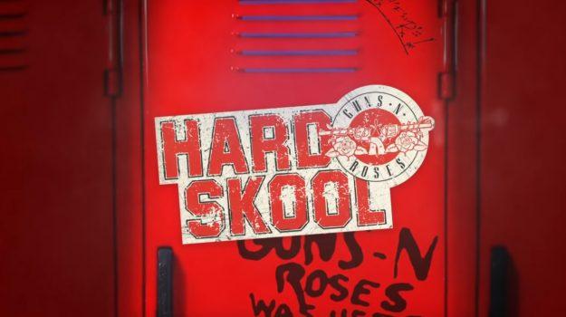 """Hard skool"", ecco il nuovo singolo dei Guns N' Roses"