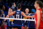 Europei pallavolo femminile. L'Italia annienta la Russia (3-0) e vola in semifinale