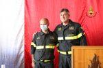 Cambio al vertice dei vigili del fuoco di Catanzaro. Giuseppe Bennardo è il nuovo comandante - FOTO