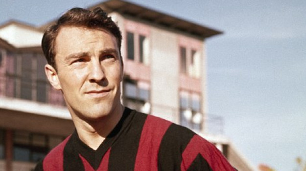 ex Milan, il lutto, Jimmy Greaves, Sicilia, Sport