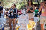Isola Capo Rizzuto, flash mob di Libera per PatrickZaki
