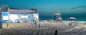 Pizzo, cresce l'attesa per Mattarella: supervisionato il lavoro del Nautico