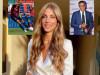 Chi è Sara Bergomi, la figlia d'arte fidanzata con l'attaccante del Cosenza Gabriele Gori FOTO
