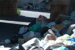 Fuscaldo, l'estate si chiude come era iniziata: mare sporco e spazzatura per le strade - VIDEO