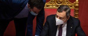 Governo, strappo della Lega sul Fisco: è scontro Draghi-Salvini