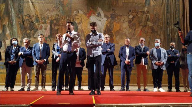 cosenza, elezioni, Francesco Caruso, Matteo Salvini, Cosenza, Politica
