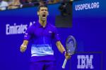 Us Open, Djokovic a un passo dalla storia: battuto Zverev (3-2). In finale c'è Medvedev FOTO