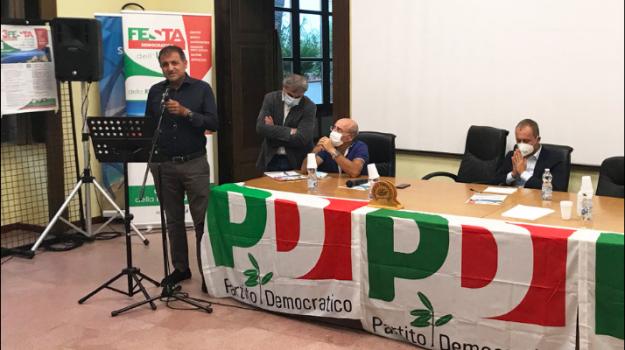 pd, sicilia, Nino Bartolotta, Sicilia, Politica