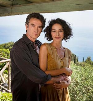 Alessio Boni e Nicole Grimaudo