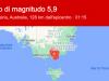 Australia, terremoto di magnitudo 5.8: persone in strada a Melbourne