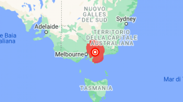 australia, terremoto, Sicilia, Mondo