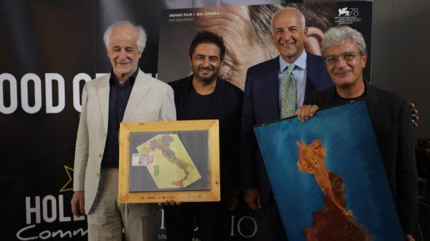 Premio Fondazione Mimmo Rotella, Gianvito Casadonte, Mario Martone, Nicola Canal, Toni Servillo, Sicilia, Cinema