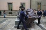 Milano: prima statua ad una donna, Cristina di Belgiojoso