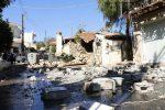 Terremoto in Grecia, migliaia di persone sfollate a Creta