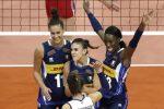 Volley femminile, 3-1 alla Serbia. Un'altra Italia è campione d'Europa
