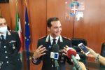 """Spoto nuovo comandante dei carabinieri a Cosenza: """"Grande impegno nella lotta alla criminalità"""""""
