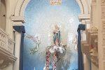 Messina, a Grotte si rinnova l'omaggio alla Madonna delle Grazie - FOTO