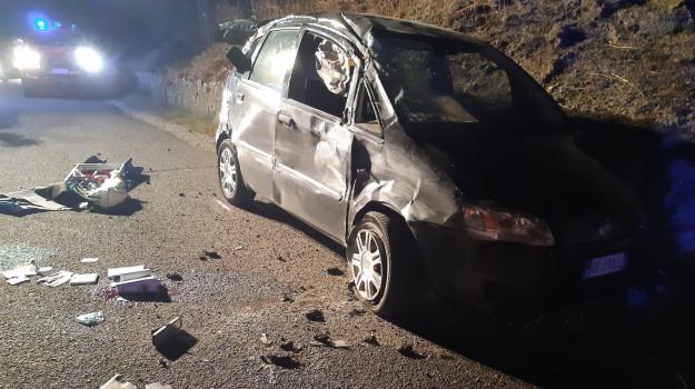 incidente stradale, Cosenza, Cronaca