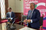 """Coraggio Italia, Brugnaro a Catanzaro: """"Dalla Calabria la rinascita del paese"""""""