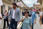"""Amalia Bruni a Vibo: """"Puntiamo a convincere gli indecisi. Siamo per costruire, non dividere"""""""