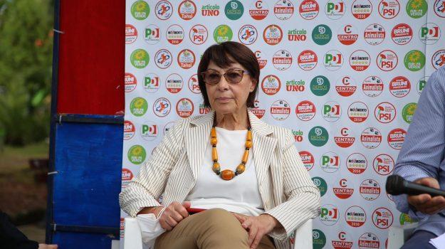 malati sla calabria, Amalia Bruni, Calabria, Politica