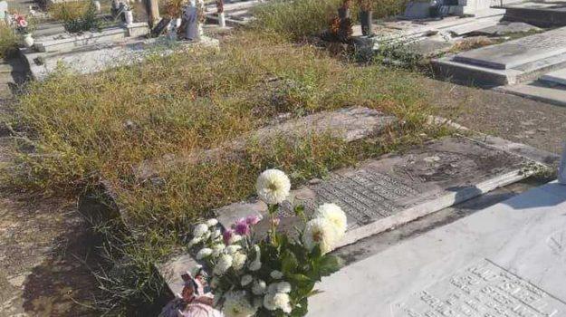 barcellona pozzo di gotto, cimitero, degrado, Messina, Cronaca