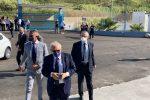 """Il ministro Bianchi: """"Un dovere essere qui in Calabria"""""""