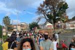 Scuola Fuscaldo, protesta a Scarcelli ma l'ingresso è... sbagliato. Problemi anche a Morano