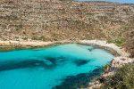 Lampedusa, trovati a Cala Pulcino resti umani di migranti dispersi in mare