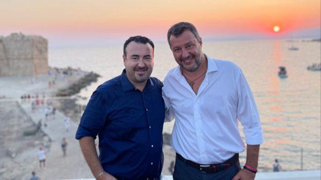 centrodestra, elezioni regionali, lega, Cataldo Calabretta, Matteo Salvini, Calabria, Politica