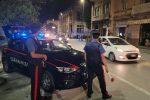 Messina, controlli dei carabinieri in città: tre arresti, cinque denunce, droga sequestrata