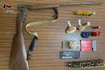 Detenzione di arma clandestina: un arresto nel Reggino