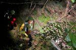 Scomparso nella cascata è salvo, si era rifugiato in una grotta lungo il torrente Maè (Belluno)