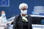 Lagarde a leader Ue, Pil pre-pandemia nel 1/o trimestre 2022