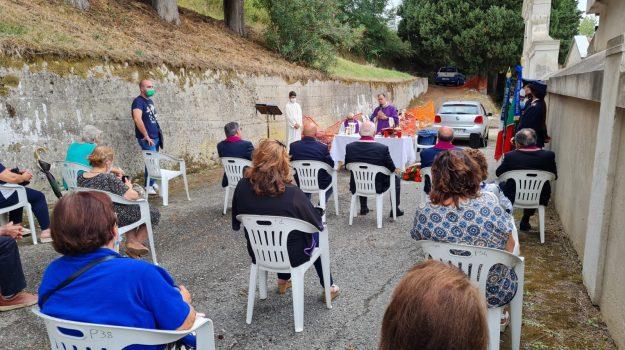 brigadiere, cerimonia, monterosso calabro, ricordo, Vincenzo Curigliano, Catanzaro, Cronaca