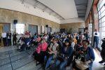 Un'assemblea del personale del Comune di Cosenza