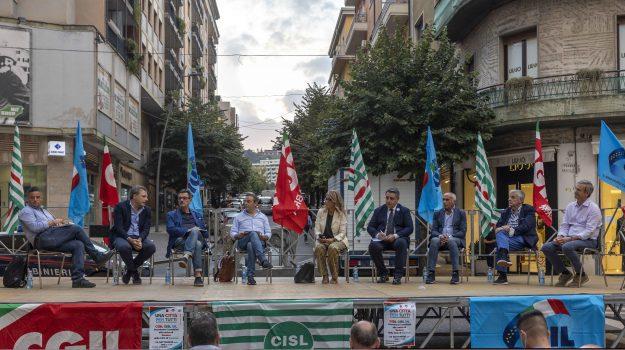 amministrative cosenza, candidati, confronto, sindacalisti, Cosenza, Politica