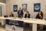 Regionali Calabria, Fitto (FdI): daremo un contributo decisivo alla vittoria di Occhiuto