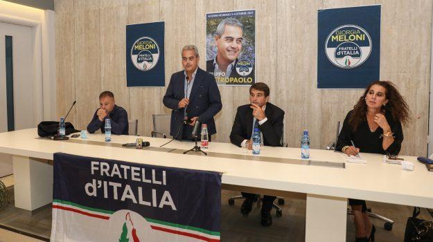 elezioni regionali calabria, Fratelli d'Italia, raffaele fitto, Calabria, Politica