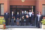 Catanzaro, medaglie di commiato ad agenti collocati in pensione