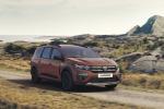 Dacia presenta Jogger, la nuova familiare a 7 posti
