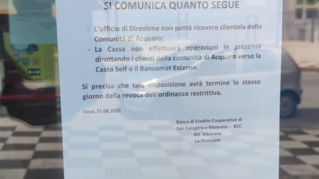 acquaro, positivi covid, Catanzaro, Cronaca