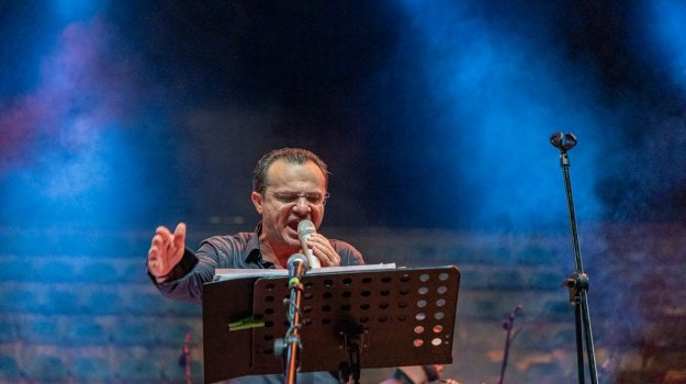 Messina restarts, Cateno De Luca, Messina, Musica
