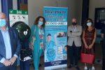 Una clinica tedesca ha donato un defibrillatore alla Polizia di Crotone