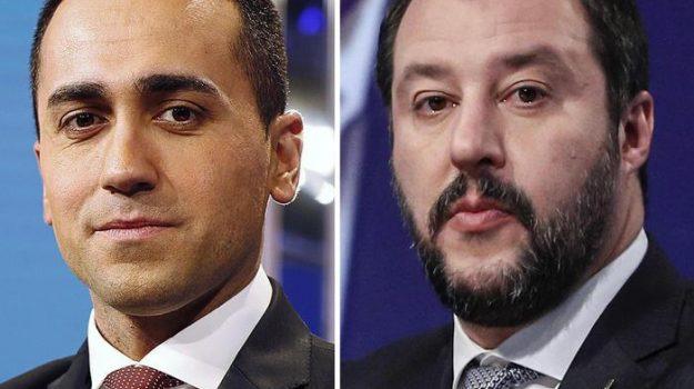 campagna elettorale, elezioni regionali calabria, Luigi Di Maio, Matteo Salvini, Calabria, Cronaca