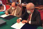 Sottoscritto il Rapporto di amicizia tra i Comuni di Diamante e Rieti