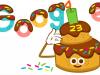 Google festeggia il 23esimo compleanno (1998-2021) e si... autocelebra con un doodle FOTO